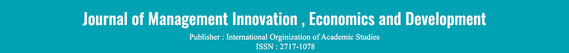 International Journal of Innovation in Management , Economics and Development
